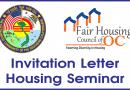 Invitation to Housing Seminar – Thư Mời Tham Gia Hội Thảo về Housing