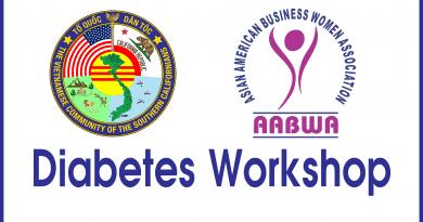 Diabetes Workshop – Hội Thảo về Tự Chăm Sóc Bệnh Tiểu Đường