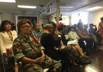 Veterans Day 11/11/2018 – Tri Ân Cựu Quân Nhân Mỹ Việt