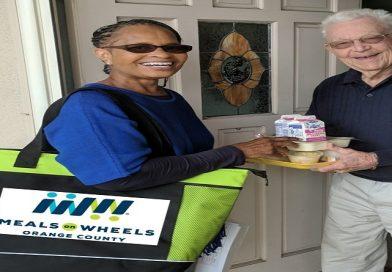Chương Trình Bữa Ăn Giao tại Nhà cho người già từ 60 tuổi trở lên