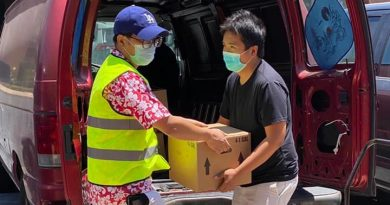 Phân Phát Thực Phẩm – Food Distribution on Second Week of July 2020