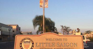 Thông Báo Treo Quốc Kỳ Đón Tết Tân Sửu 2021 tại Little Saigon California