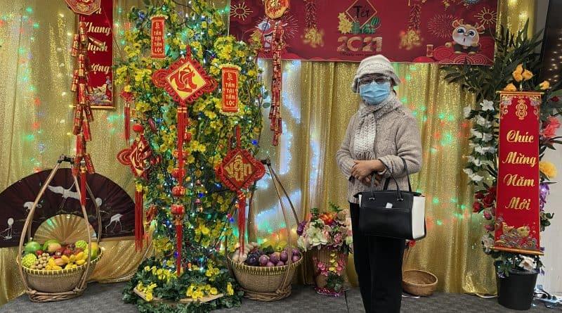 Hình Ảnh Nhận Quà Tết tại Cộng Đồng – Photos in Spring Love 2021