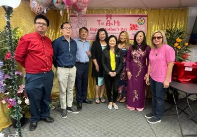 Hình Ảnh Nhận Quà Tri Ân Mẹ – Mother Day 2021