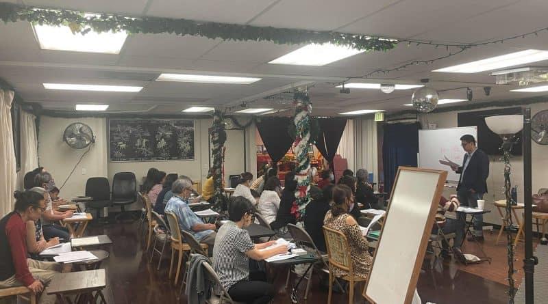 Lớp Học Cộng Đồng 2021- ESL and Citizenship Classes 2021